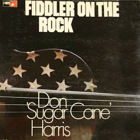 censura_Don 'Sugarcane' Harris - Fiddler On The Rock (portada censurada)