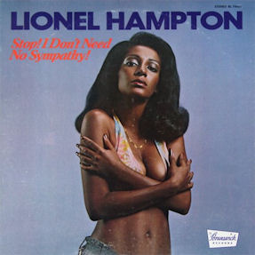 censura_Lionel Hampton - Stop I Dont Need No Sympathy (portada original)