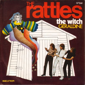 censura_THE RATTLES - THE WITCH (PORTADA  CENSURADA)