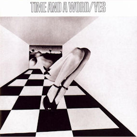 censura_Yes - Time And A Word (portada original)