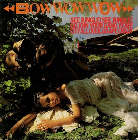 11_mejores_portadas_61_bow_wow_wow_Bow Wow Wow - See Jungle (portada alternativa)