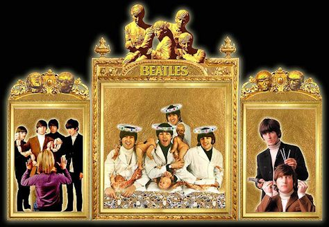 11_mejores_portadas_51_the_beatles_yesterday_The Beatles - Yesterday And Today (triptico)