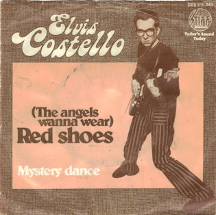 power_pop_5 ELVIS COSTELLO - (The Angels Wanna Wear My) Red Shoes