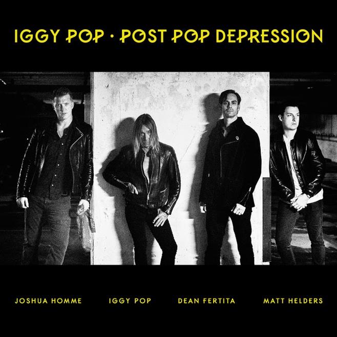 IGGY POP - Post Pot Depression