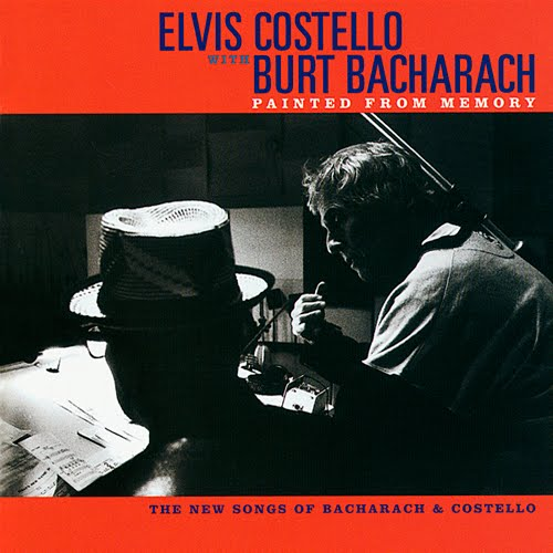 ELVIS COSTELLO BURT BACHARACH PAINTED FROM MEMORY – ULTRASÓNICA